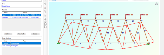 2D Frame Analysis Truss Edition - Windows 10 Download