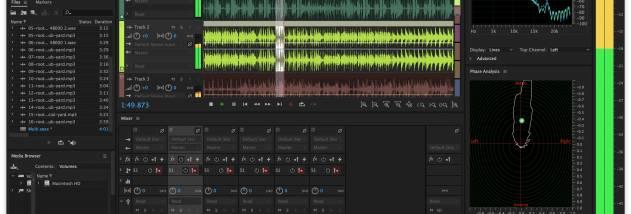 Adobe Audition - Windows 10 Download