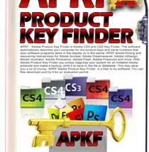 Adobe Product Key Finder - Windows 10 Download