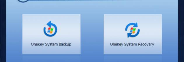 AOMEI OneKey Recovery - Windows 10 Download