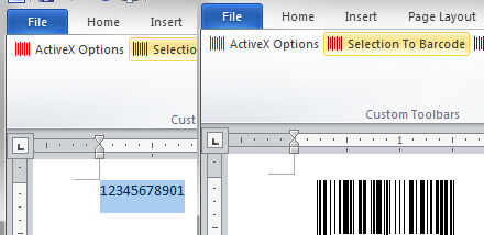 BarCodeWiz Barcode ActiveX Control - Windows 10 Download