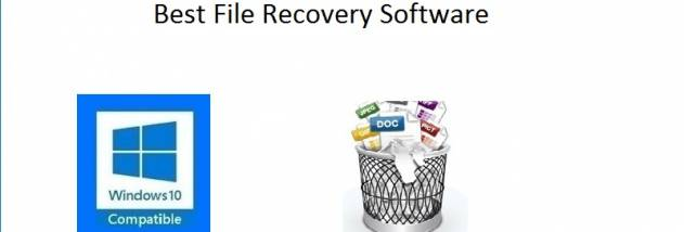 Best File Recovery Software screenshot