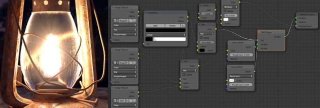 Blender Portable screenshot