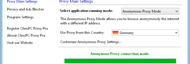 PROXY 4.00 ANONYMOUS TÉLÉCHARGER CHRISPC FREE