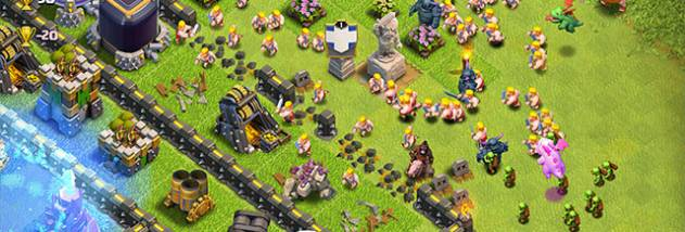 Clash of Clans for Windows screenshot