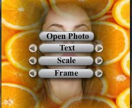 Collage Photo Frames 1.00 screenshot