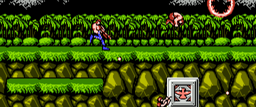 Contra screenshot