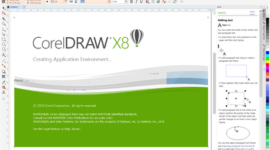 CorelDRAW X8 - Windows 10 Download