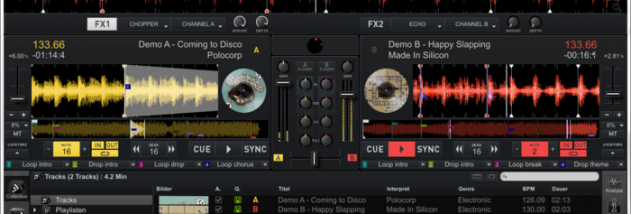 CrossDJ Free - Windows 10 Download