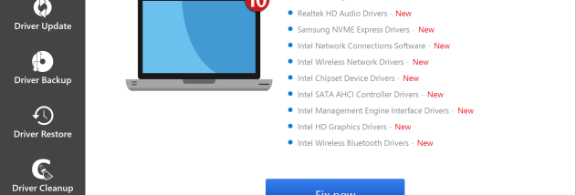 Driver Genius Professional Edition - Windows 10 Download