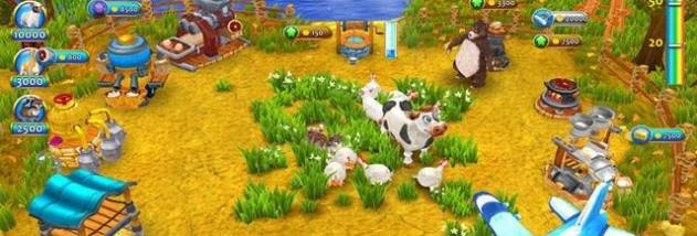 Farm Frenzy 4 screenshot