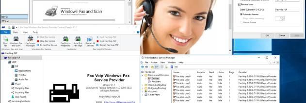 Fax Voip Windows Fax Service Provider - Windows 10 Download