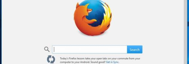 Firefox 64bit x64 screenshot