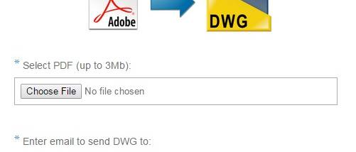 конвертер из Pdf в Dwg онлайн - фото 5