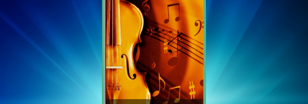 FreeViolinTuner screenshot