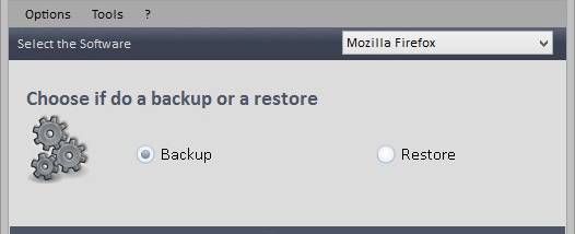 Hekasoft Backup Restore screenshot