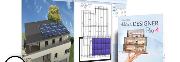Ashampoo Home Designer Pro 4 Screenshot