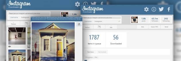 Instagram Downloader - Windows 10 Download