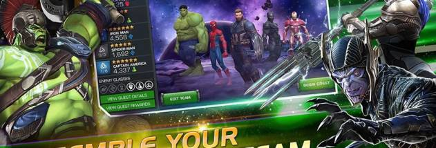 MARVEL Contest of Champions for Windows screenshot