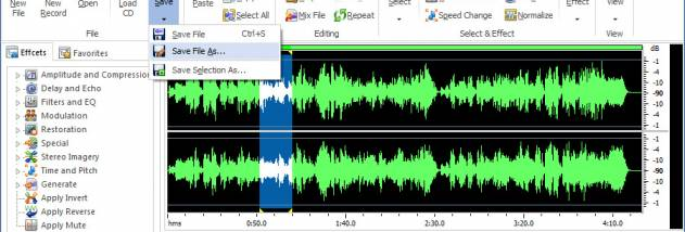My Sound Editor Free Edition Windows 10 Download