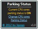 Parking Status screenshot