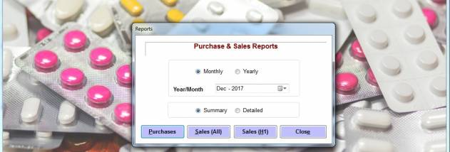 Pharmacy Manager screenshot