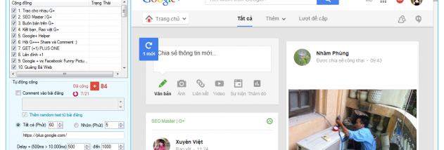 Plus24h Auto +1, comment, share GooglePlus - Windows 10 Download on google planet, google plus icon, google icon square, google share, google star,