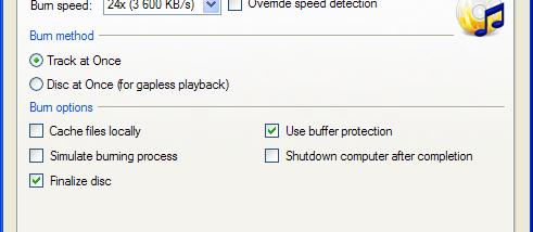 Portable CDBurnerXP - Windows 10 Download