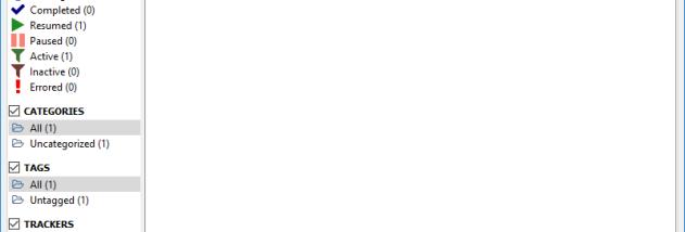 qBittorrent portable - Windows 10 Download