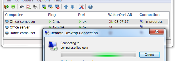 Remote Desktop Assistant screenshot
