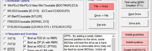 RMPrepUSB - Windows 10 Download