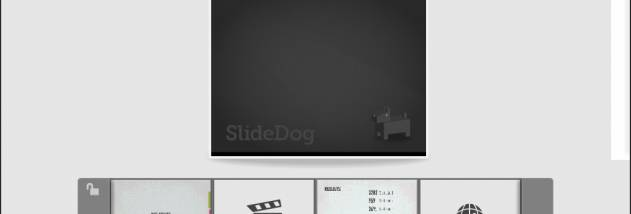 SlideDog screenshot