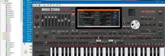 Sofeh Music Studio screenshot
