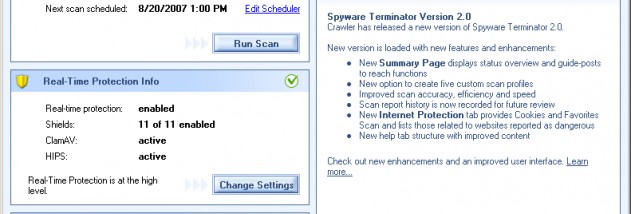 Spyware Terminator - Windows 10 Download