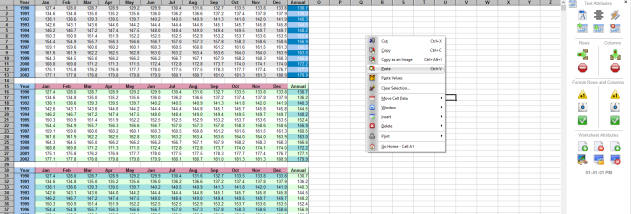 SSuite Axcel Professional Spreadsheet screenshot