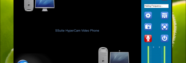 SSuite HyperCam Video Phone screenshot