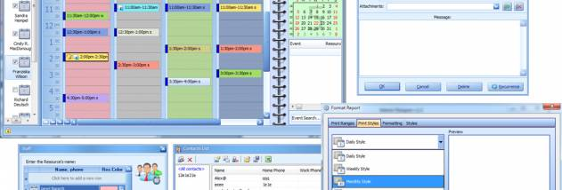 Staff Scheduler Pro screenshot