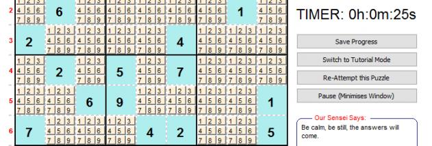 Sudoku Game Solver Generator for Windows - Windows 10 Download