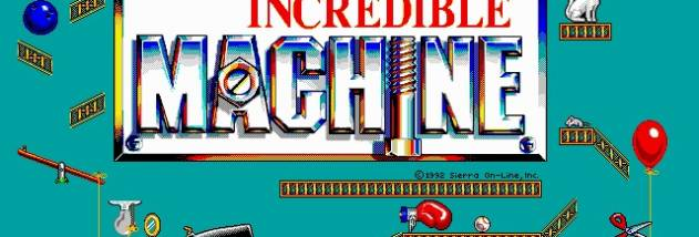 The Incredible Machine screenshot
