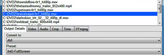 WinFF - Windows 10 Download