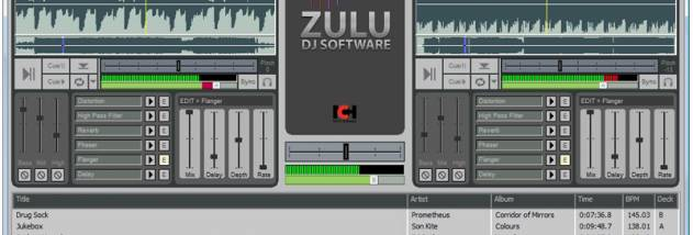 Zulu DJ Software Free - Windows 10 Download