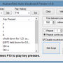 Windows 10 - Auto Keyboard Presser by Autosofted 1.7 screenshot