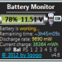 Windows 10 - Battery Monitor 7.0 screenshot