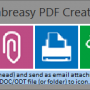 Windows 10 - Fabreasy PDF Creator 1.17.2 screenshot