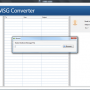 Windows 10 - GainTools MBOX to MSG Converter 1.0.1 screenshot