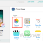 Windows 10 - iPhone Backup Extractor 7.4.2.1472 screenshot