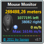 Windows 10 - Mouse Monitor 4.3 screenshot
