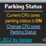 Windows 10 - Parking Status 2.2 screenshot