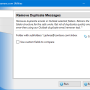 Windows 10 - Remove Duplicate Messages for Outlook 4.4 screenshot
