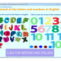 Windows 10 - Sound of Letters and Numbers in English 1.0 screenshot